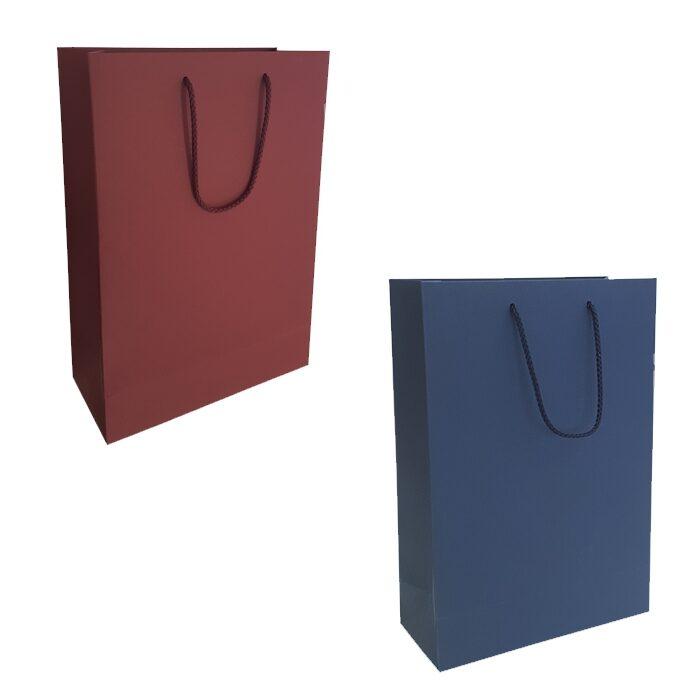 Papīra dāvanu maisiņš 23x33-DD
