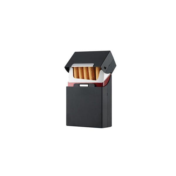 Cigarešu etvija, kastīte KPP-20100B-DD ar gravējumu