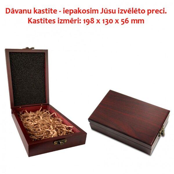 Dāvanu kastīte ar gravējumu AS17351K-DD