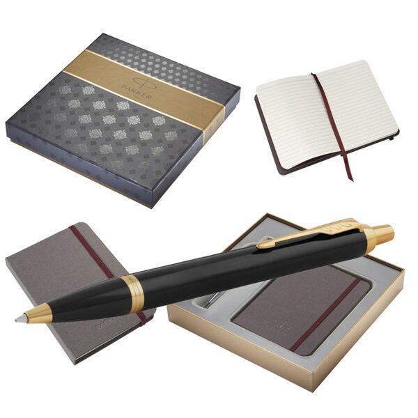 PARKER pildspalva dāvanu kastītē P1931666-K-DD ar gravējumu