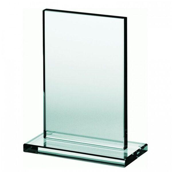 Stikla balva TR80031-DD ar gravējumu