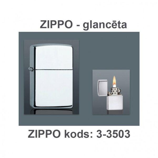 Šķiltavas ZIPPO-DM3-3503-DD ar gravējumu